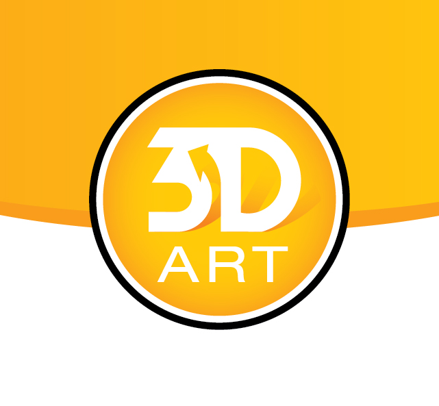 3D Art decor & Advertising