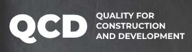 Quality For Construction and Development - QCD