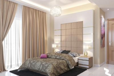 modern girl bedroom