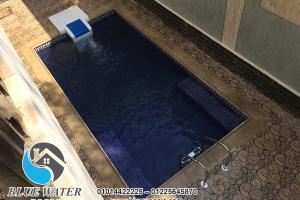 Swimming pool - Filtration Unit Swimming pool
