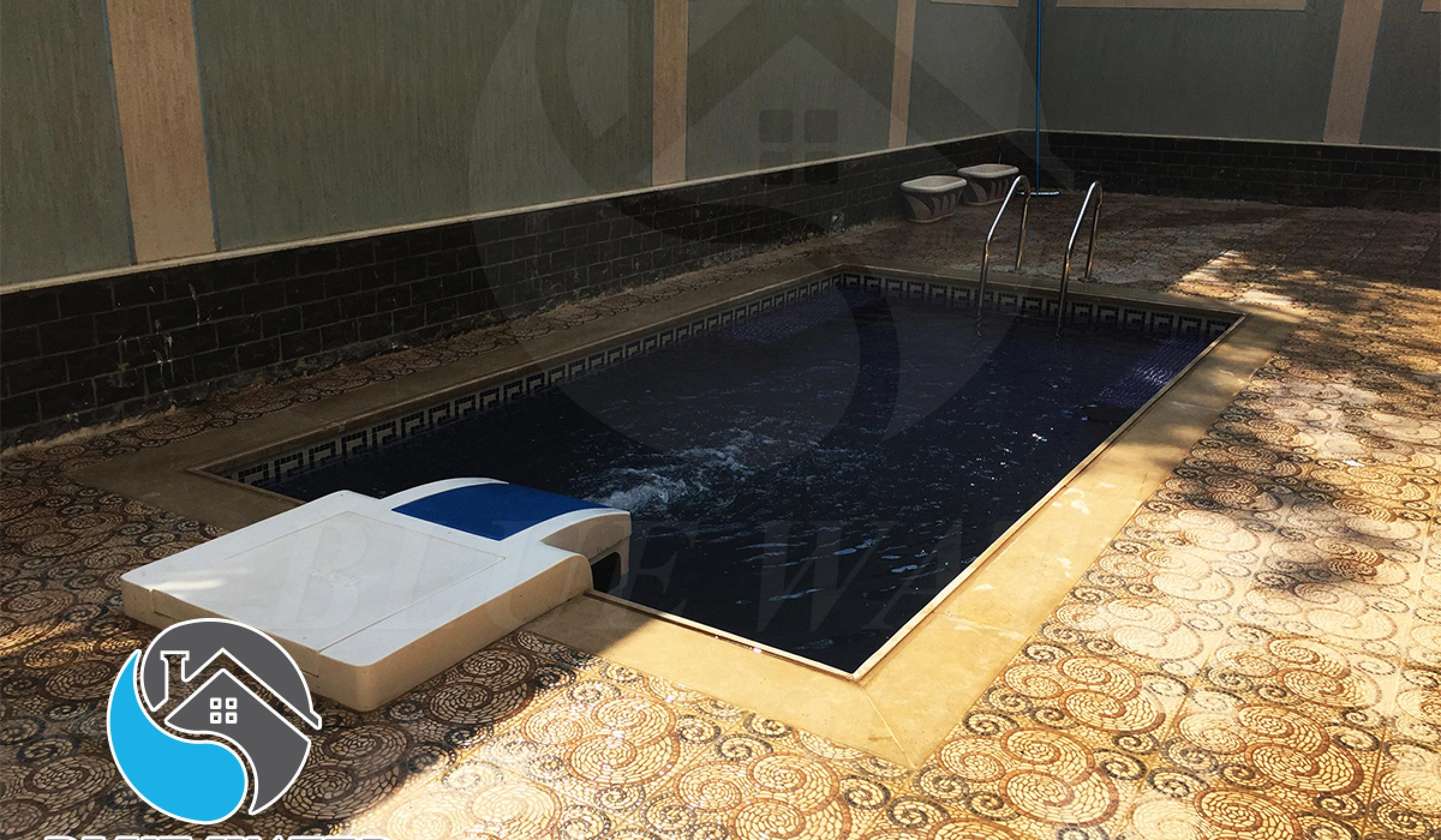 Filtration Unit Swimming pool