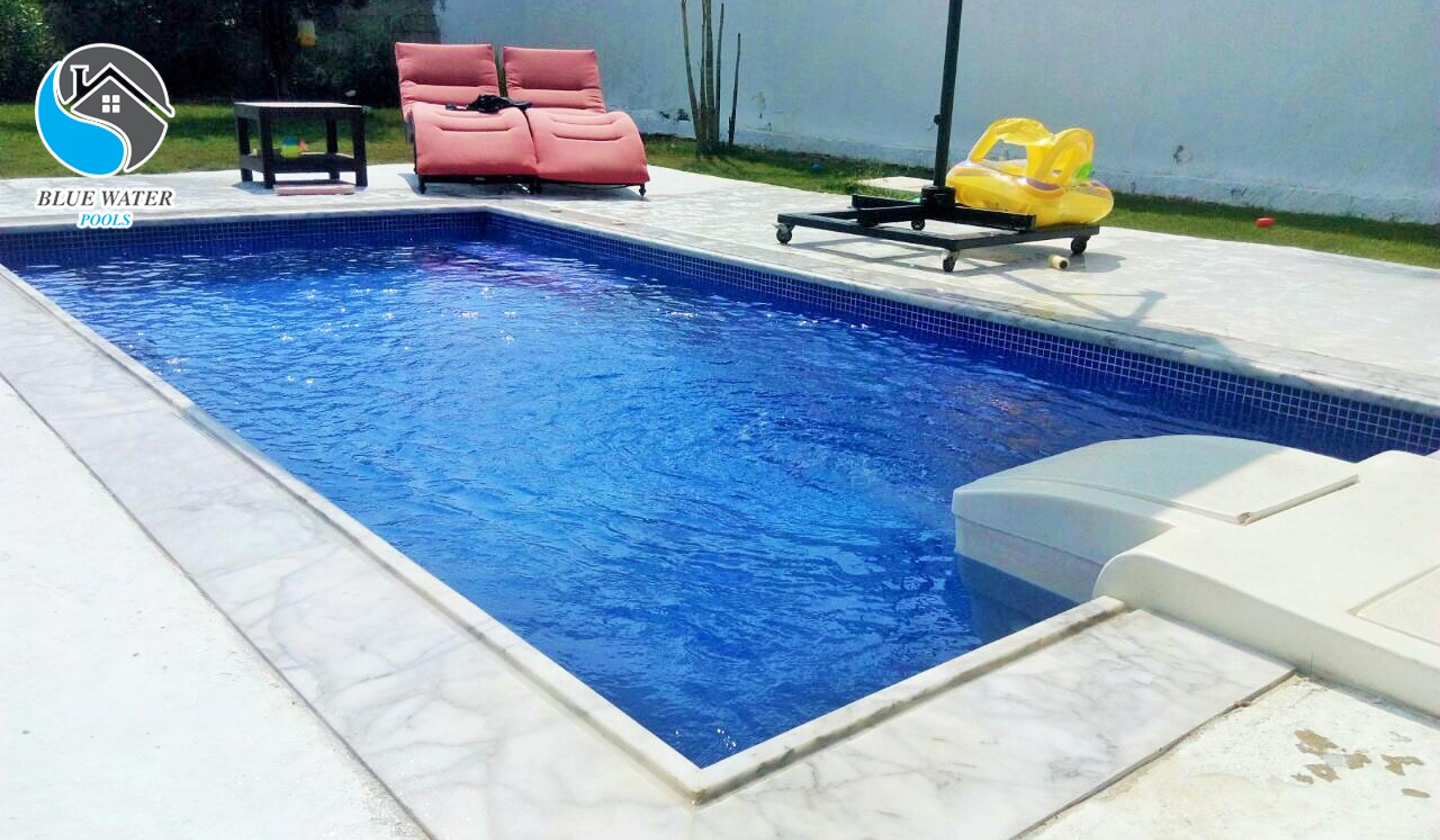 Swimming pool - Jacuzzi